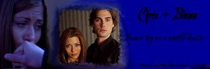 Chris And Bianca Banner