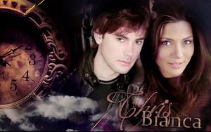 Chris And Bianca Обои