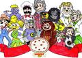 Chuck E. Cheese's and Showbiz Pizza - chuck-e-cheeses fan art