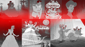 Cinderella Collage