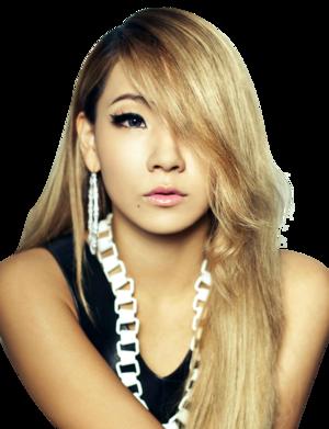 Cl 2ne1 kpop