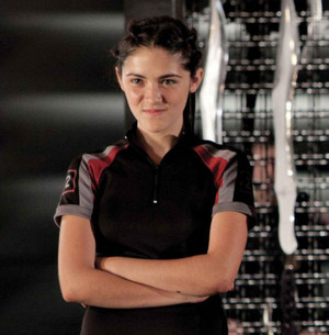 Clove the hunger games