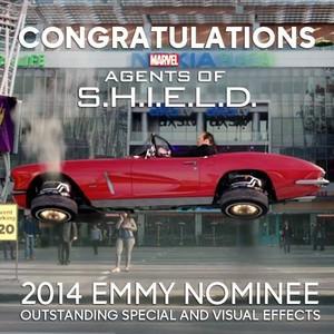 Congrats Agents of S.H.I.E.L.D. - Emmy Nomination!