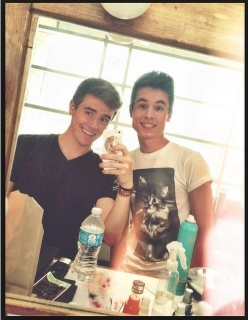 Connor and Kian