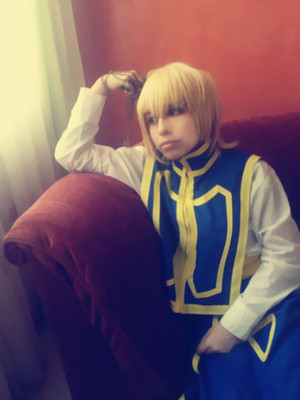Cosplay Kurapika