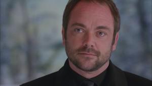Crowley talks to Dick Roman