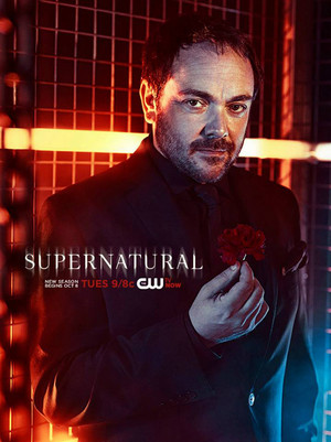 Crowley the King of Supernatural and hell