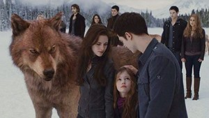 Cullens and serigala vs Volturi