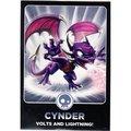 Cynder Trading Card