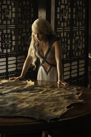 Daenerys Targaryn Season 4
