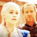 Daenerys and Jorah - daenerys-targaryen icon
