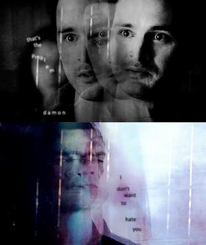 Damon and Enzo