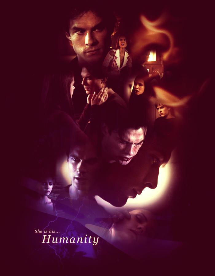 Damon n Elena