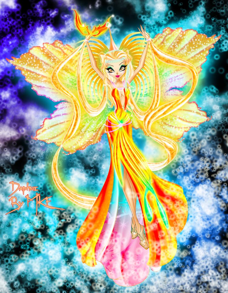 Daphne Mirifix - The Winx Club Fan Art (37267057) - Fanpop
