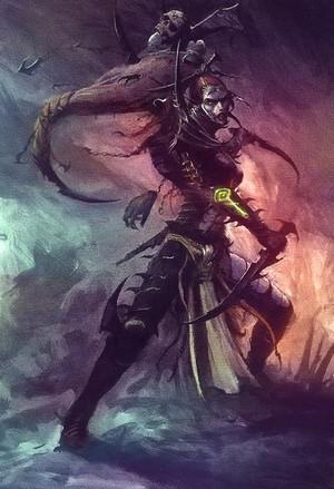Dark Eldar Wyche