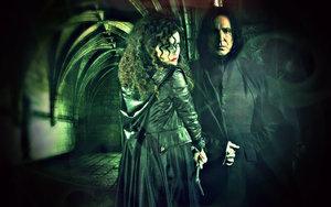 Dark Prince and Princess
