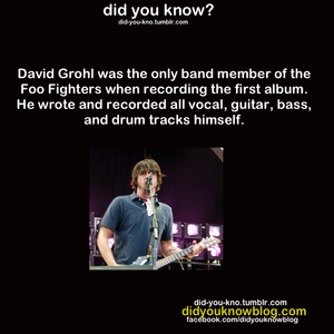 Dave Grohl = Legend