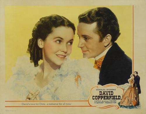 Charles Dickens kertas dinding called David Copperfield 1935