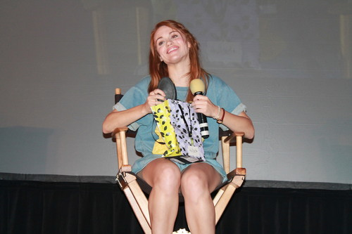 Holland Roden wallpaper entitled Days of the lobo - Chicago Convention