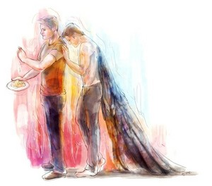Dean and Castiel ♦