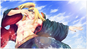 """Deidara, the possible inventor of the word """"sexy"""""""