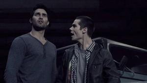 Derek and stiles