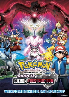 Diancie and the Cocoon of Destruction