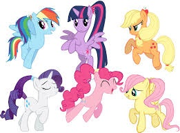 Different Mane Six