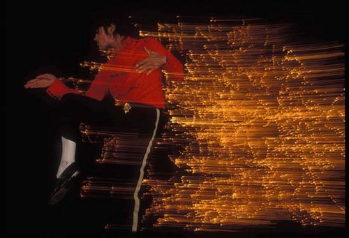 Michael Jackson Hintergrund titled Dilip Mehta photoshoot 1991