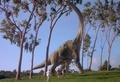 Diplodocus Jurassic Park