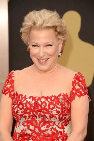डिज़्नी Actress, Bette Midler