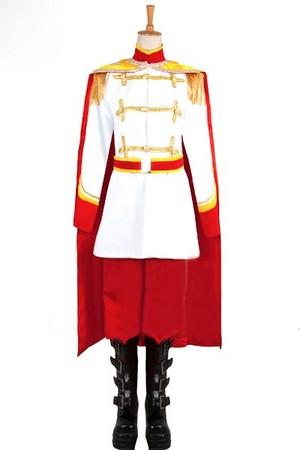 disney cinderela Prince cosplay costume