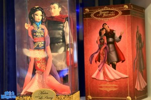 Disney Designer Fairytale Couple Collection Series 2 coming this fall from Disney Store.