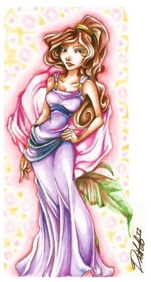 Дисней Princess, Megara