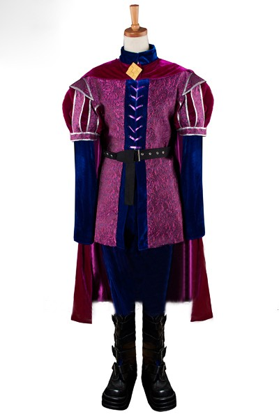Disney Sleeping Beauty Prince Philip cosplay costume