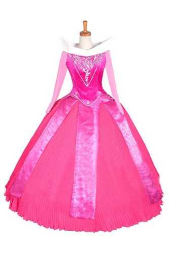 Sleeping Beauty kertas dinding titled Disney Sleeping Beauty Princess Aurora cosplay costume