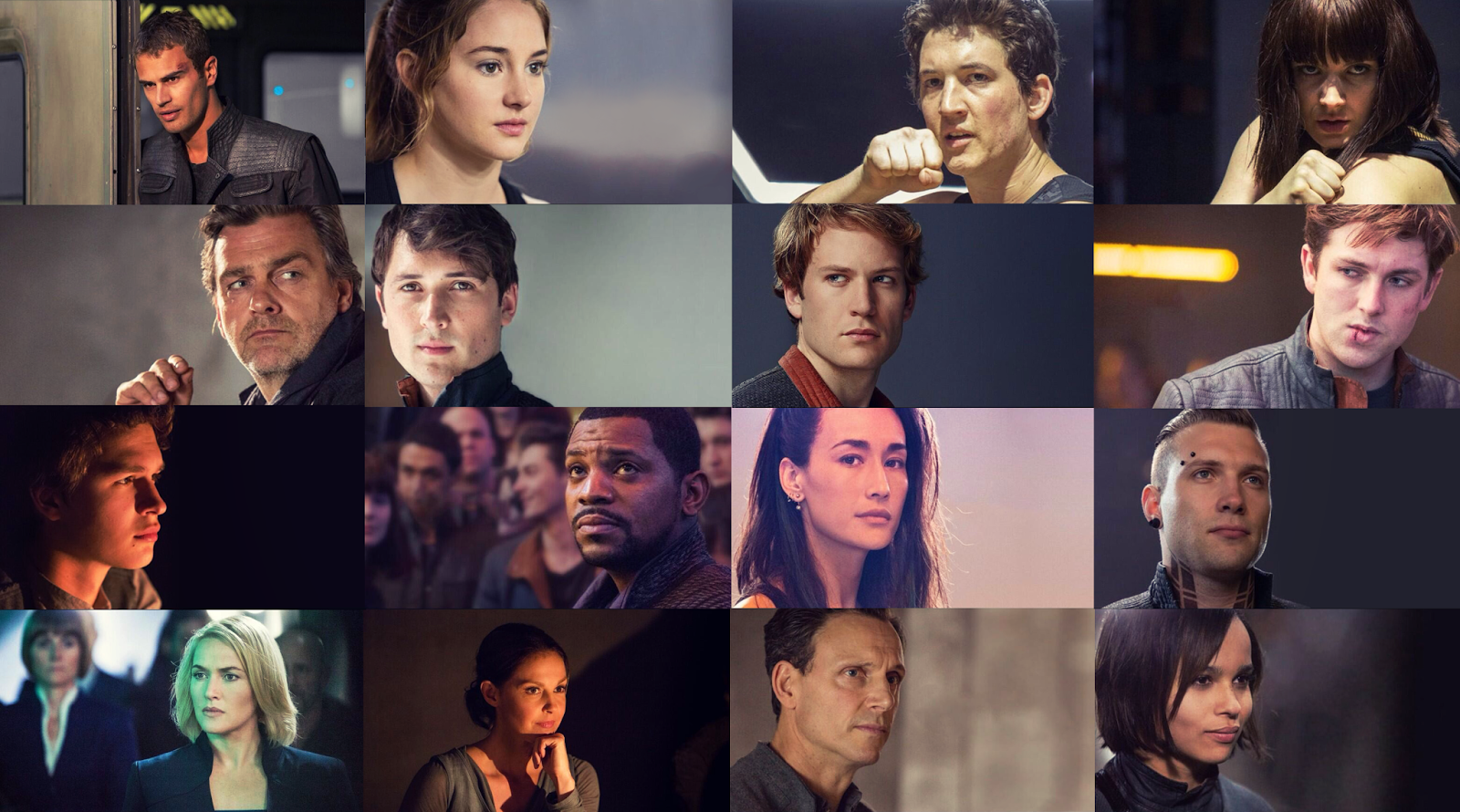 DIVERGENT CHARECTERS images Divergent characters HD wallpaper and ...