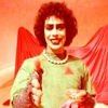 The Rocky Horror Picture Show photo probably with a kirtle, a nightgown, and a polonaise called Dr Frank-N-Furter