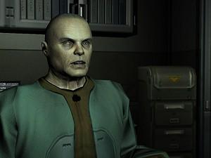 Dr. Malcolm Betruger: Doom 3