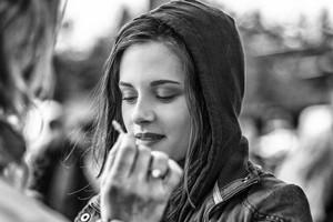 Kristen Stewart Eclipse BTS