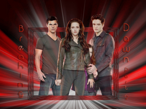 Edward,Bella,Renesmee,Jacob