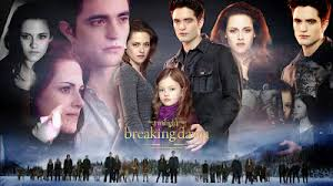 Edward,Bella,Renesmee