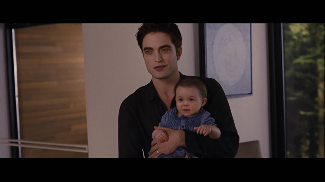 Edward and Renesmee - Twilight Saga FOREVER