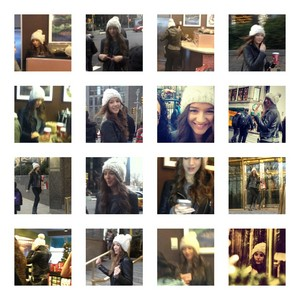 Eleanor in New York, December 2012