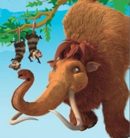 ice age crash eddie images ellie and her brothers wallpaper and