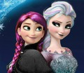 Elsa and Anna if they weren't princesses