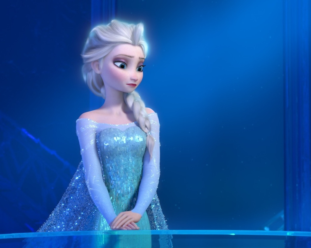WinxStellaStar images Elsa in her palace HD wallpaper and