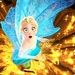 Elsa the Snow Queen icon