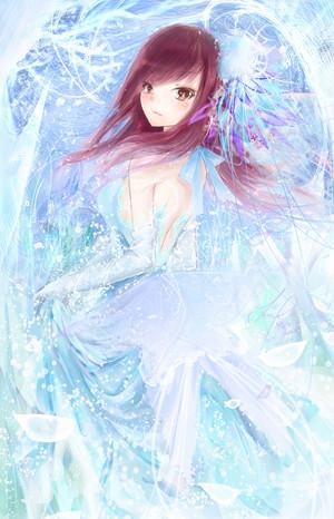 Erza the Ice Princess