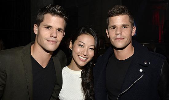 Ethan, Kira and Aidan